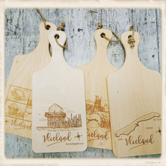 Vlieland souvenirs