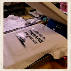 Vlieland shirts