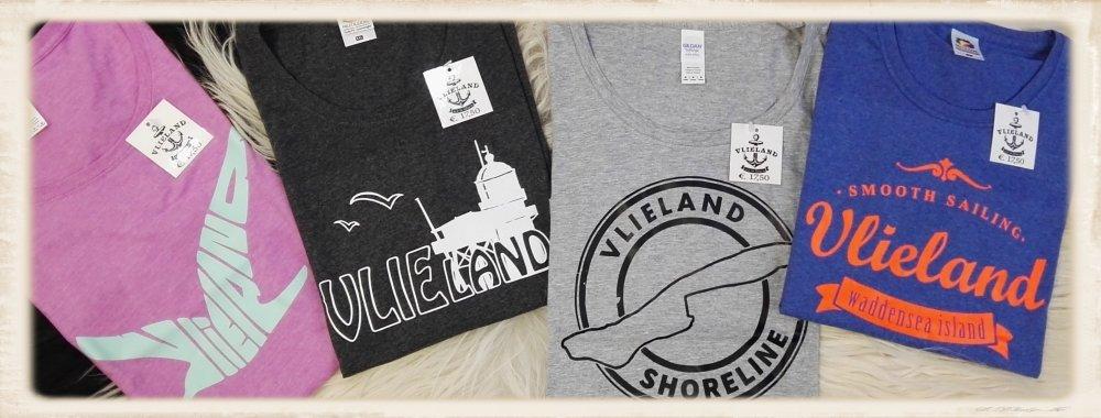 Vlieland-shirts