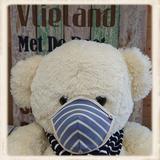 Mondkapje van Vlieland_