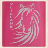 "Sweater met print ""Vlieland Pony""_"