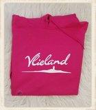 """Hoodie met print """"Vlieland eiland""""_"""