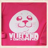 Kinder hoodie met print seabert_