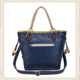 Chika - Blauw Bruin Geel - NN-187-03_