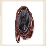 Annabelle - Cognac Donkerrood - NN-214-01_