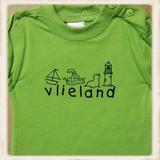 Print met Vlieland_
