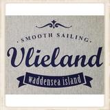 """Hoodie met """"Smooth sailing, Vlieland waddensea island""""_"""