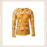 Longsleeve Happy Yellow Flower_