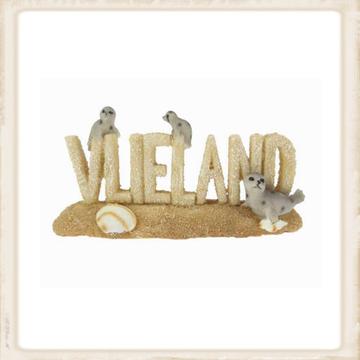 Vlieland letters magneet