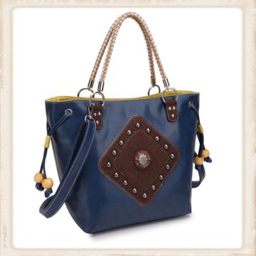 Chika - Blauw Bruin Geel - NN-187-03
