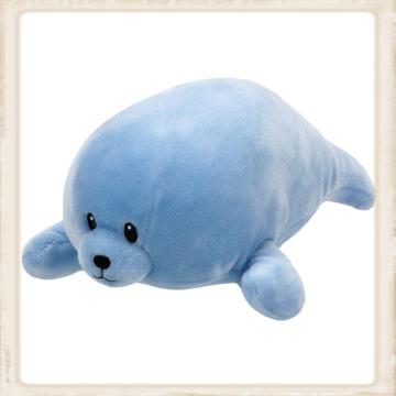 Ty Baby Squirt zeehond blauw
