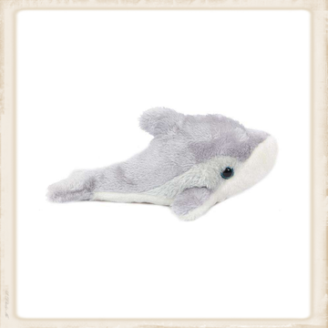 Pluche dolfijn