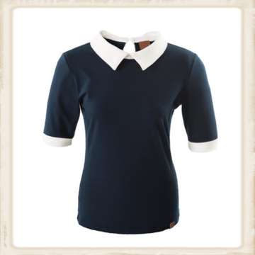 Top Beautiful Basic dark blue