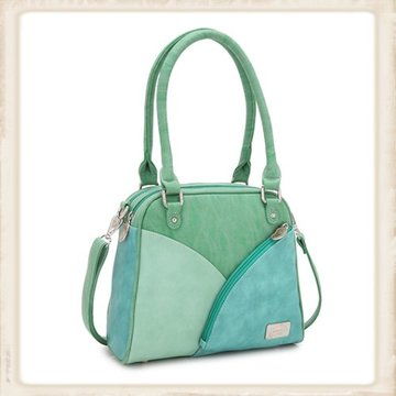 Zinnia - Aqua groen
