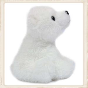 Pluche ijsbeertje