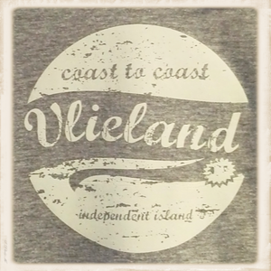 "Sweater met print ""Coast to Coast"""