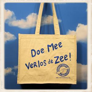 """""""Doe Mee Verlos de Zee"""" tas"""
