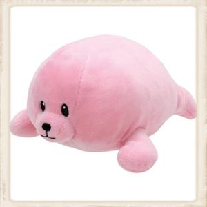 Ty Baby Doodles zeehond roze