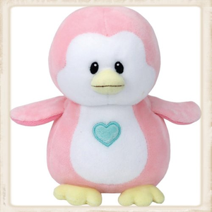 Ty Baby Penny roze pinguin