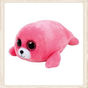 Ty Beanie Boo Pierre roze zeehond